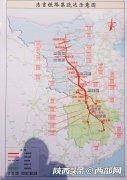 浩吉铁路即将开通 全长1813.5公里