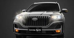 SWM斯威G05正式上市:搭载2.0L和1.5T引擎 售价6.99万起