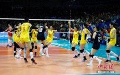 女排世界杯:中国女排3:0横扫日本 迎来开局五连胜