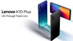 联想K10 Plus渲染图曝光:搭载高通骁龙632 4050mAh电池