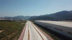 福州连江兴港大道预计12月底建成通