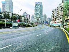 贵阳市人民大道北段正式通车 采用