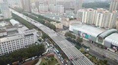 哈尔滨二环西线改造一期工程完成