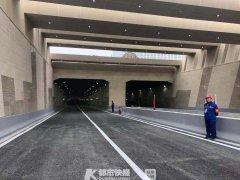 杭州第二条城市过江隧道年底全面