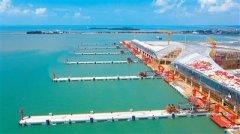 徐闻港力争年底前建成试运营 海口